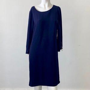 Laundry blue knee length dress, size 6